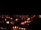 Cmentarz Parafialny Nocą - 1