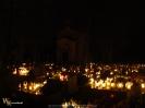Cmentarz Parafialny Nocą - 2